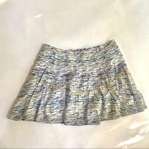 Free People Gathered Circle Skirt. SZ 4/6